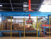Automated Brick Handling System Equipped for 1000 lb.