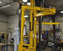 UltiRail Pneumatic Manipulator - 600 lb. Capacity