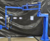 UltiMate PN™ Manipulator Arm Used To Handle Bearings
