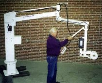 UltiMate PN™ 100lb, 12' Reach Pneumatic Arm