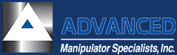 Advanced Manipulator Specialists, Inc. - small logo
